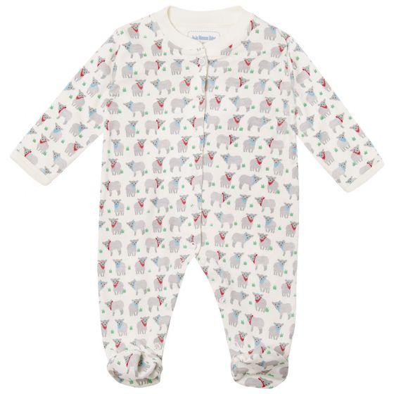 Pijama Bebé Ovejitas