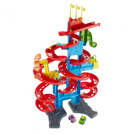Pistas de carreras de Coches Fisher Price Skyway