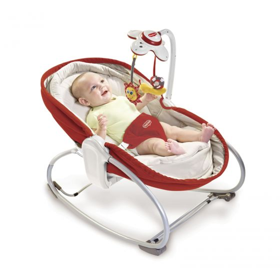 Hamaca-Cuco 3 en 1 Rocker-Napper de Tiny Love