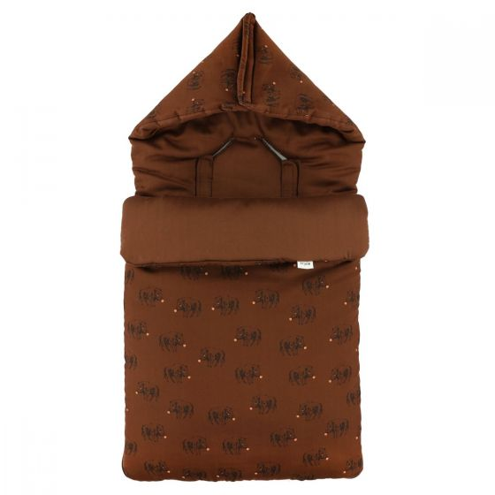 Saco Cubrepies Universal Silla Coche y Silla Paseo Truffle Pig , Trixie