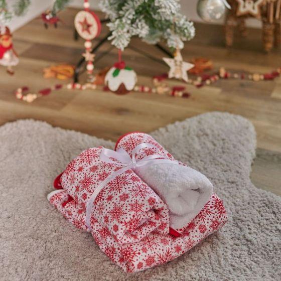 Set de Regalo Navidad Winter Snowflake para Bebés de 0 a 6 meses
