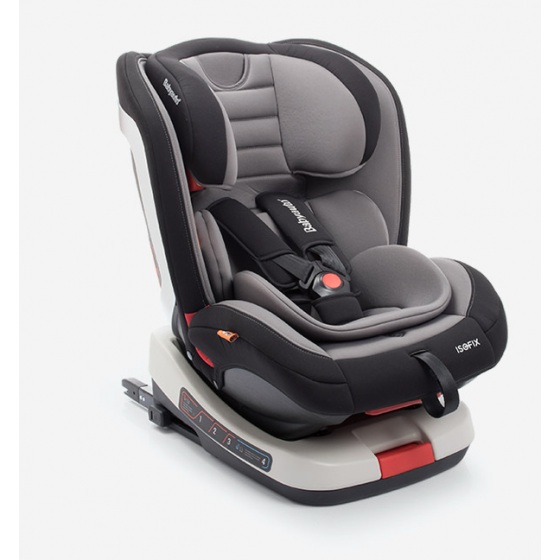 Silla Coche Unit Fix RWF Grupo 0+/1/2/3 con Isofix y Top Tether