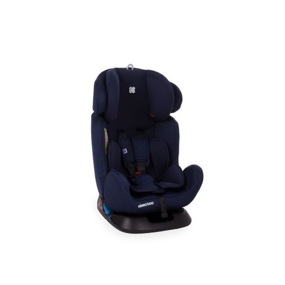 Silla de Auto 0-1-2-3(0-36kg) 4 Safe azul Kikkaboo