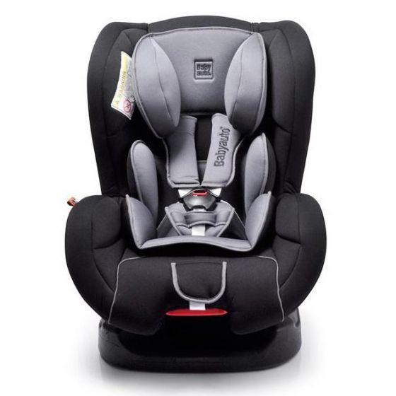 Silla de Coche Grupo 0/1 Irbag Top - Babyauto color negro y antracita