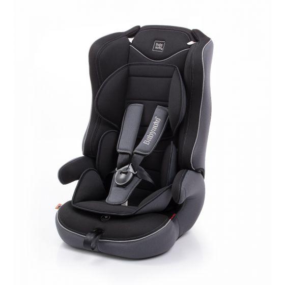 Silla de Coche Nico Grupo 1/2/3 Babyauto color negro