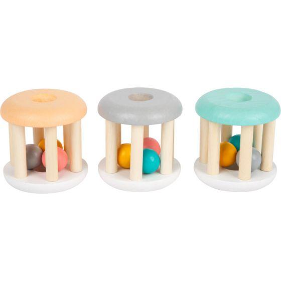 Set de Sonajeros Pastel