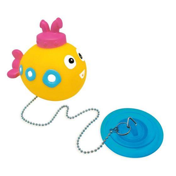 Tapón de bañera con juguete de Olmitos