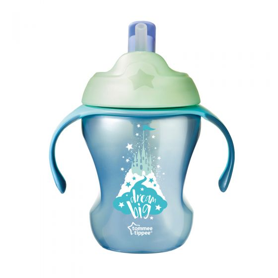 Taza Easy Drink Tommee Tippee 12 meses azul