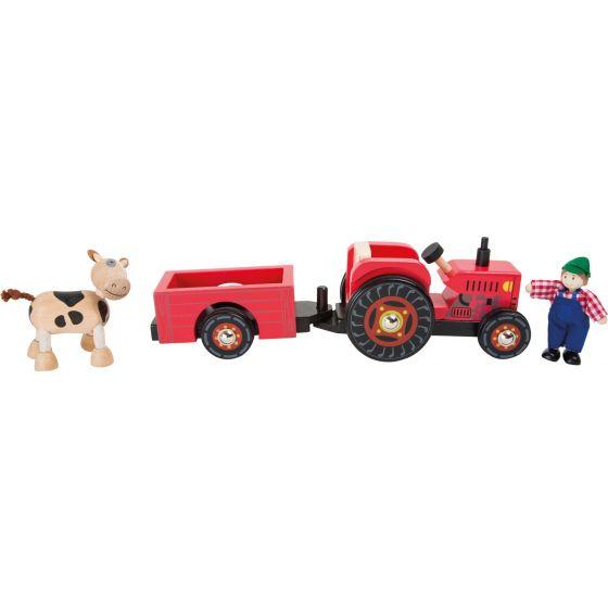Tractor con remolque Granja - Legler