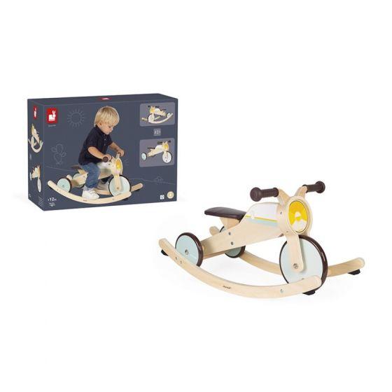 triciclo balancin janod