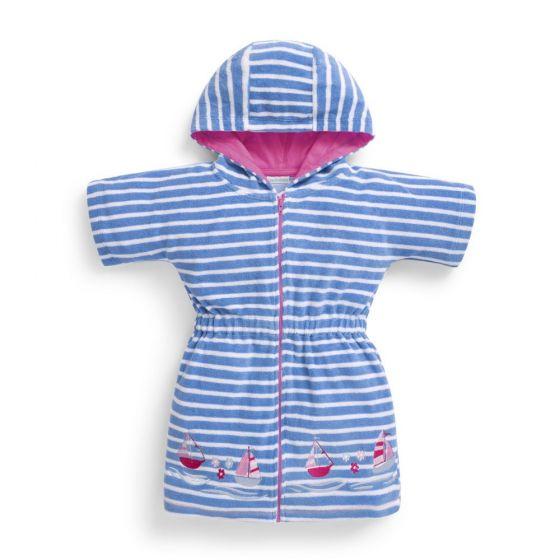 Vestido Poncho para Playa y Piscina para Niñas