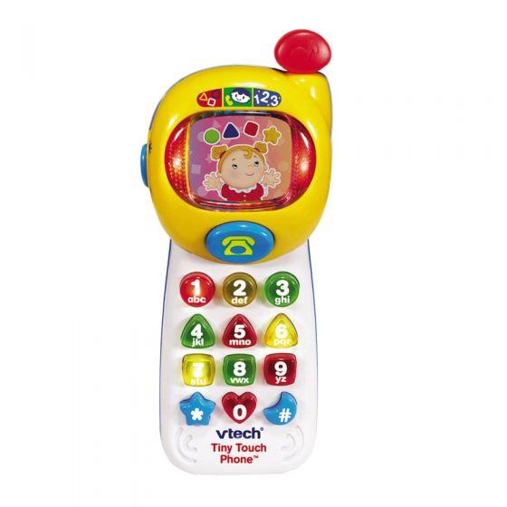 Vtech Tiny Touch Teléfono de Juguete , en inglés