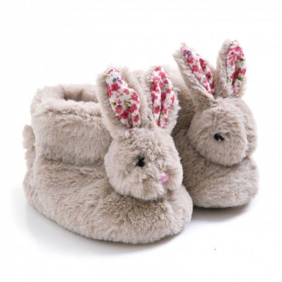Zapatillas de Casa Niña Conejito