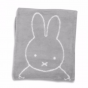 Manta Reversible Miffy Gris