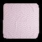 Muselina de Bambú 110 x 110 cm , Luma racoon pink