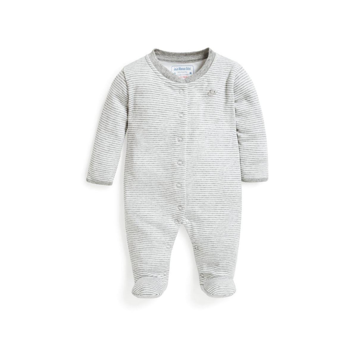 Chaqueta y Pijama para Bebé Estampado Elefantes - ShopMami 3d4a4149b17
