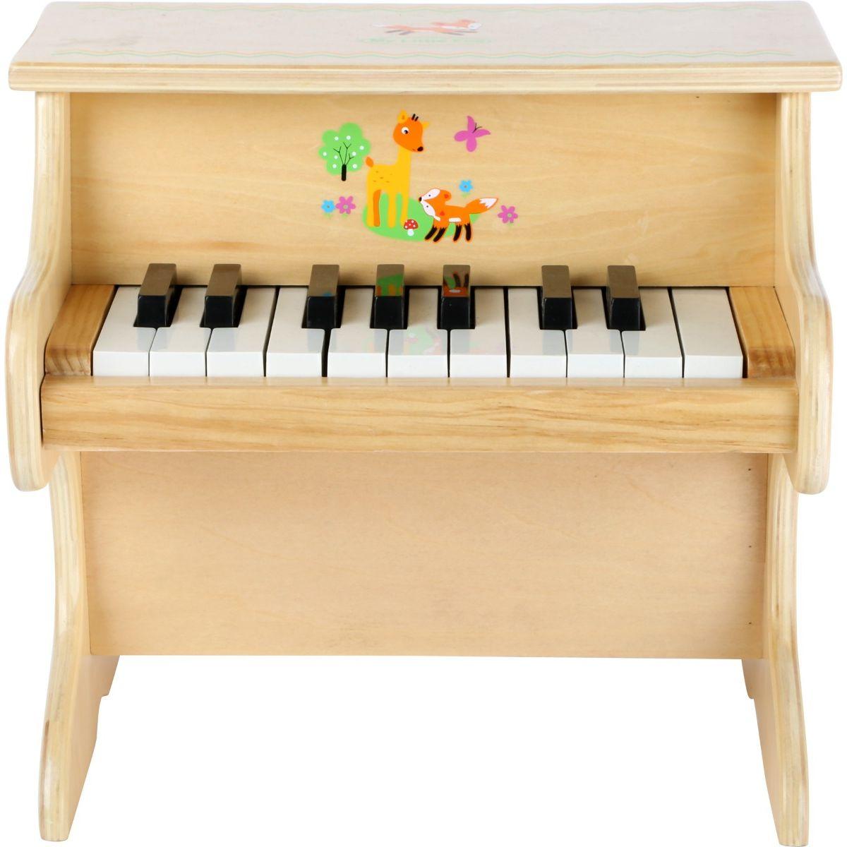 Madera Shopmami Juguete Legler De Piano Zorrito iOuPkZX
