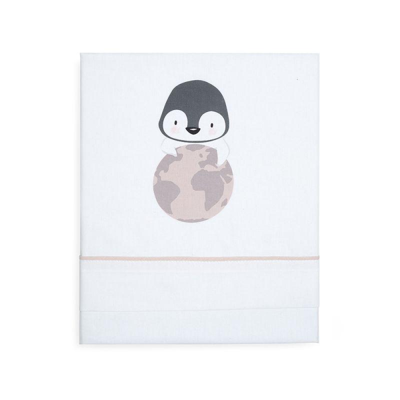 Sábanas de Minicuna My Planet rosa - BonJourBebe