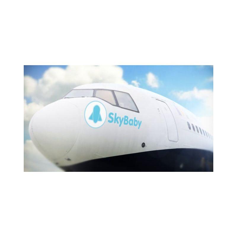 Video Colchón de Viaje para volar con Bebés - SkyBaby