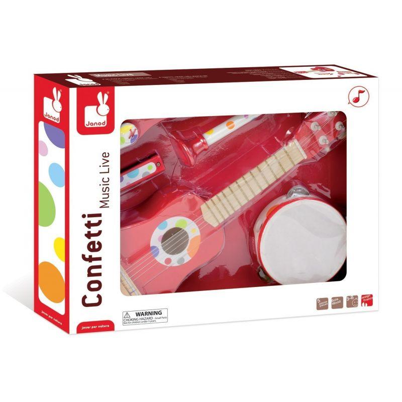 Set de Instrumentos de Juguete para Niños