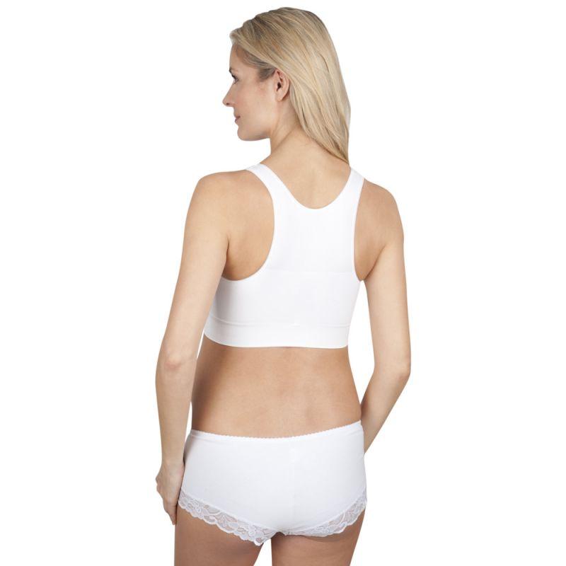 Shorts Premamá en color Blanco