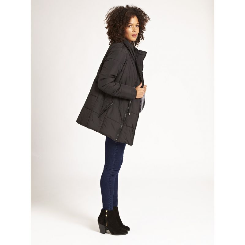 abrigo premamá