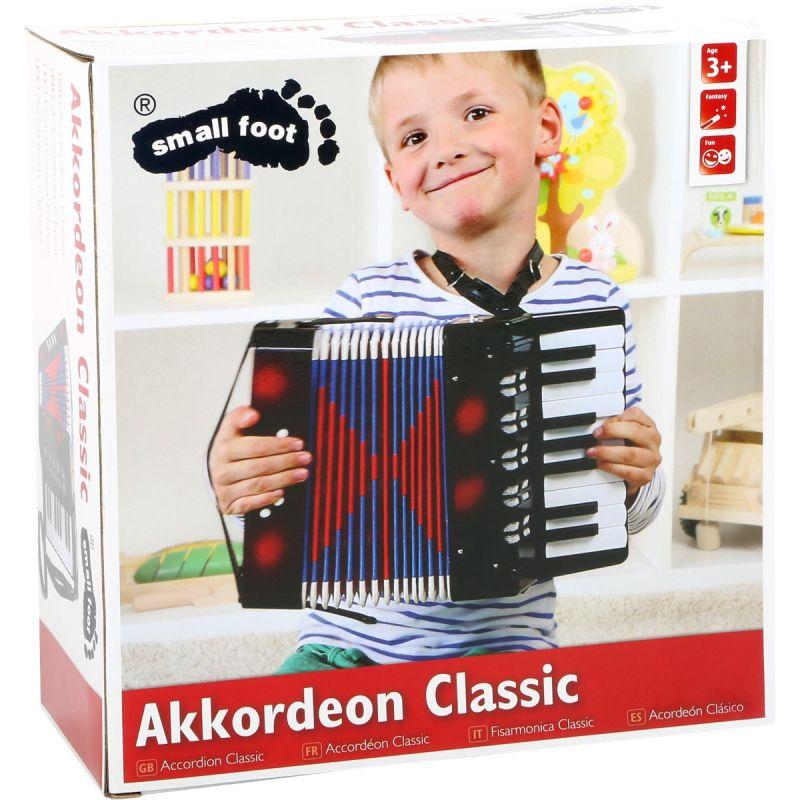 Acordeón de Juguete Clásico para Niños - Legler