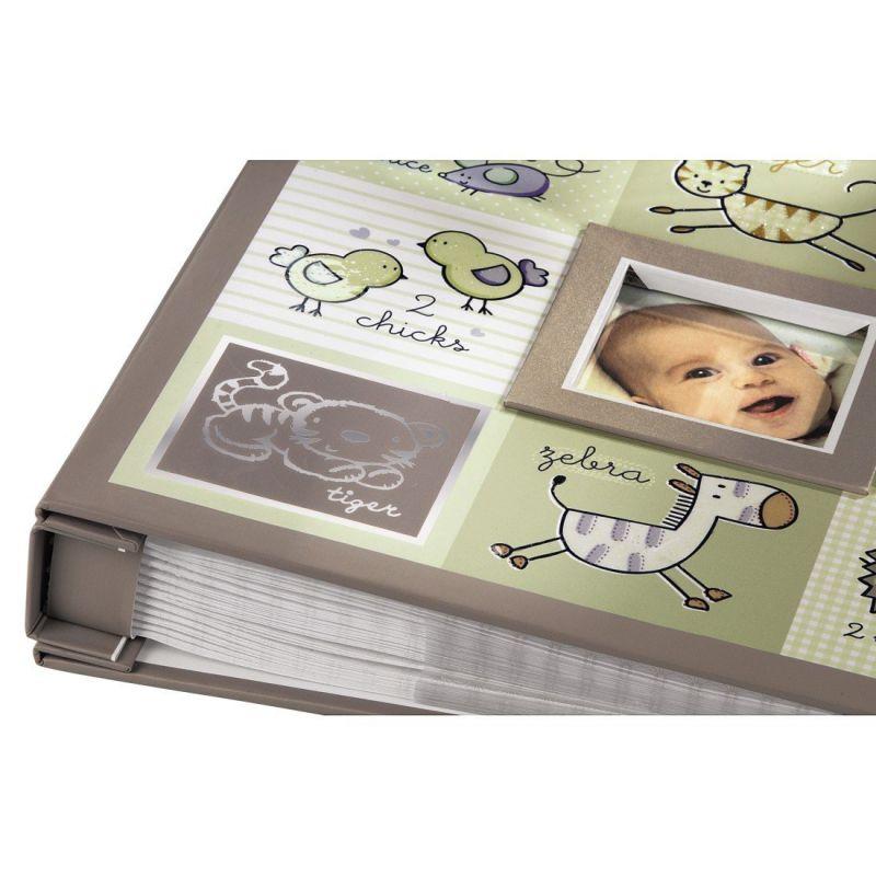 Álbum de Fotos Infantil - 200 Páginas