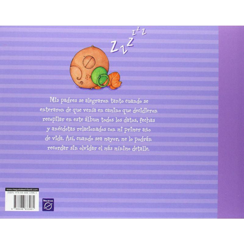 El Álbum del bebé de Ana Zurita Jimenez