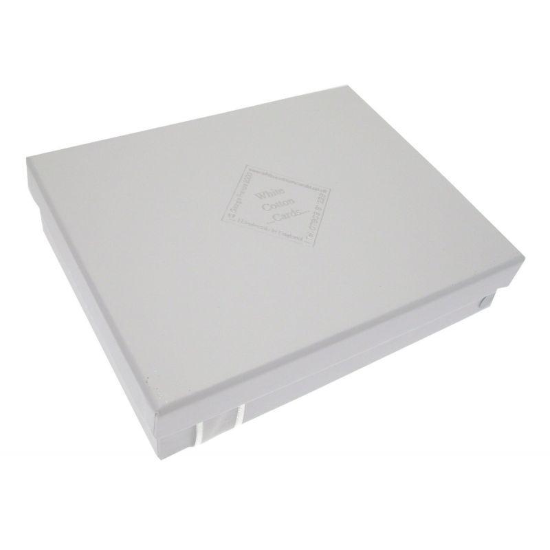Álbum de Fotos Bautizo - Color Blanco