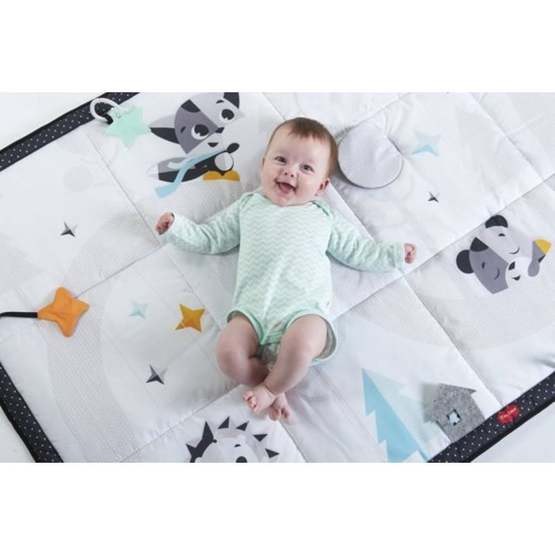 alfombra de Actividades Black & White Tiny Love