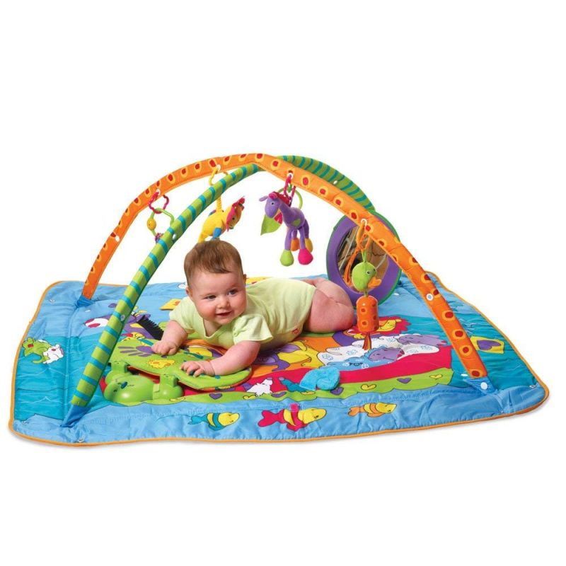 Alfombra de actividades Gimnasio Total Playground de Tiny Love