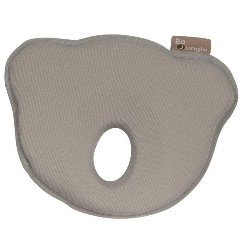 Almohada Bebés B-Cosy Previene Plagiocefalia color gris