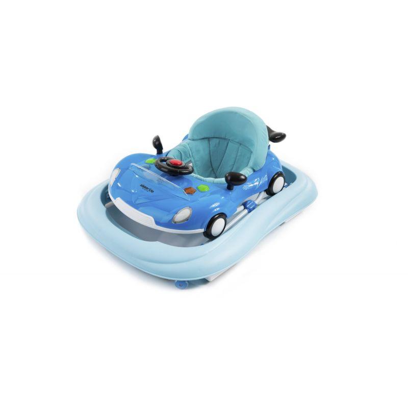 andador de bebé estilo coche