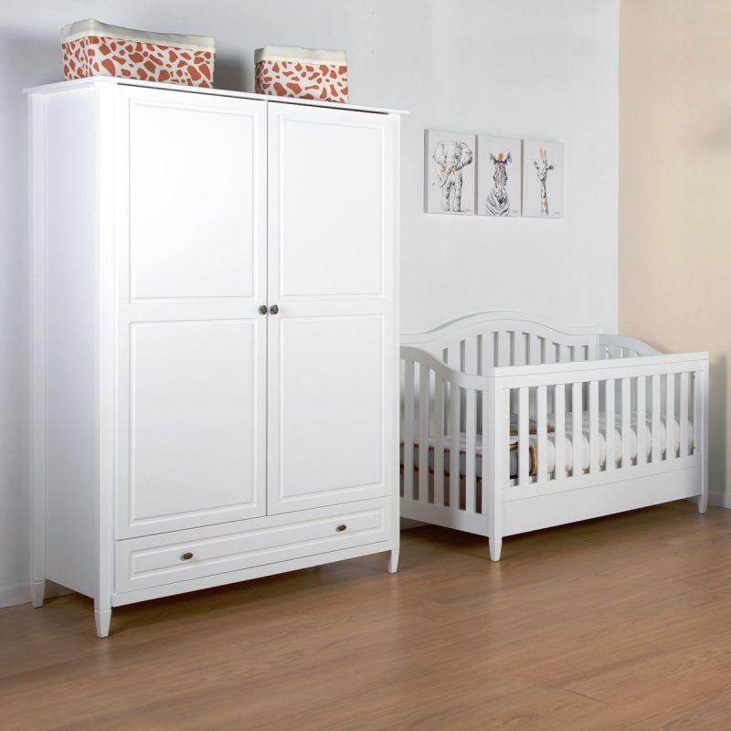 Armario Infantil de 2 puertas Hampton - Childhome