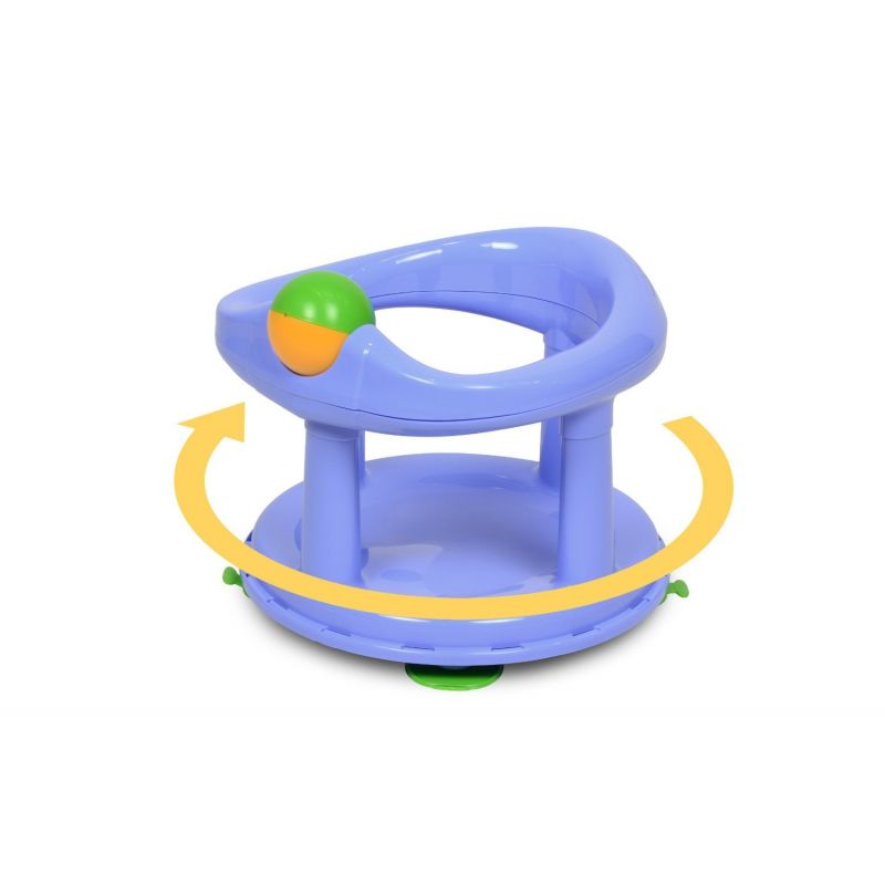 Asiento de Baño Giratorio para Bebés - Safety 1st Color azul