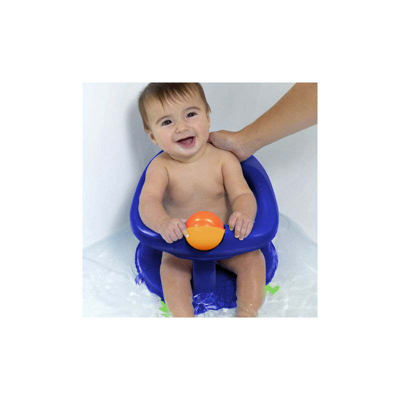 Asiento de Baño Giratorio para Bebés - Safety 1st Color navy