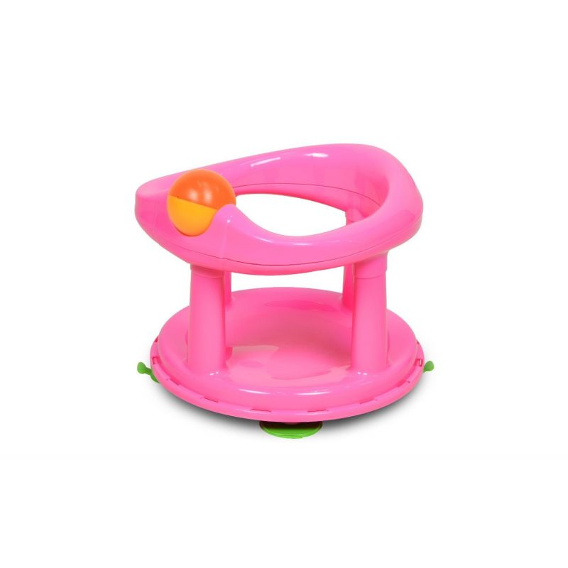 Asiento de Baño Giratorio para Bebés - Safety 1st Color rosa