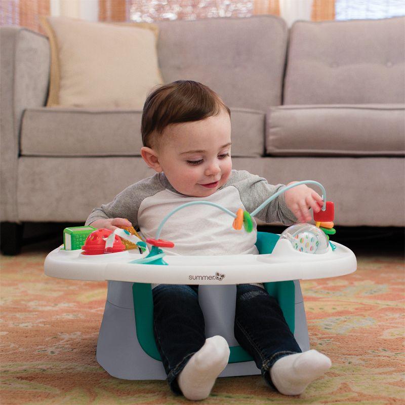 Asiento de Actividades con Bandeja 4 en 1 Summer Infant