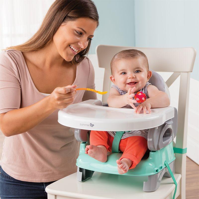 Asiento elevador plegable para bebés Summer Infant