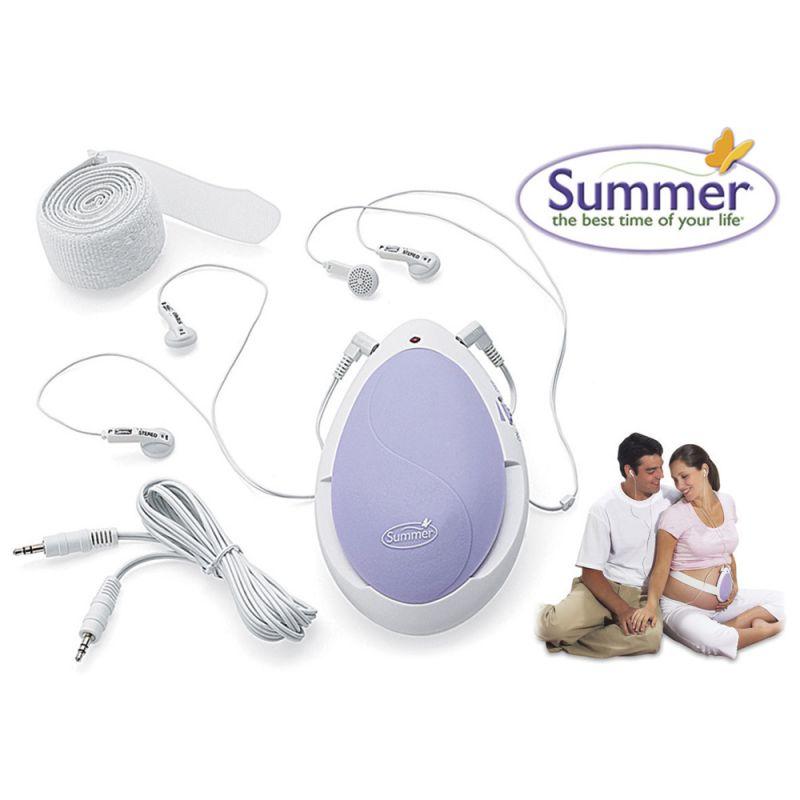 Escucha latidos digital de Summer Infant