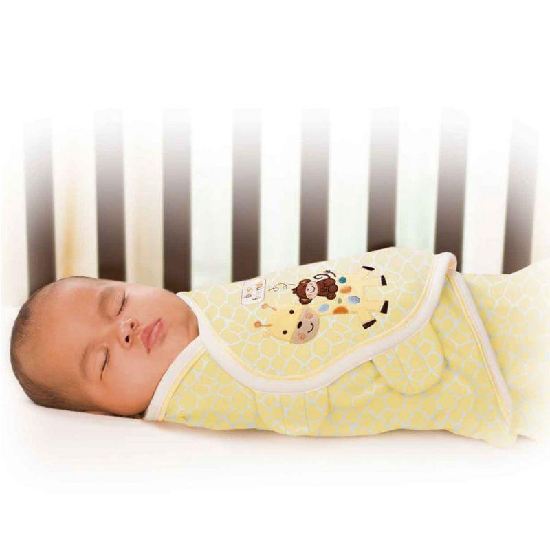 Arrullo para Envolver Recién Nacidos de Summer Infant  Estampado Jirafas