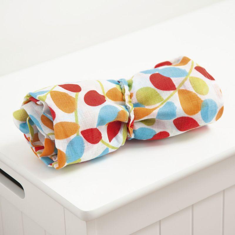 Muselina De Colores para Bebés de Tamaño Grande