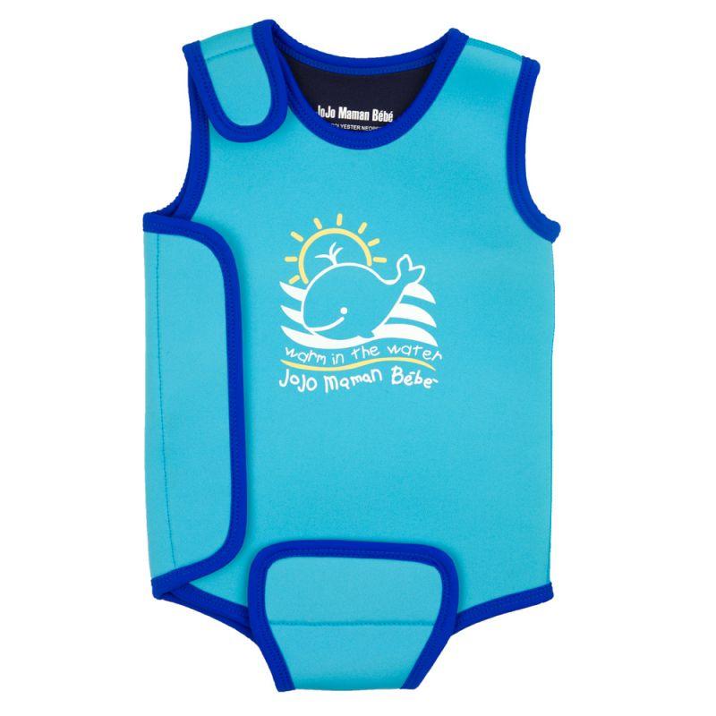 Bañador de Neopreno para Bebés Azul