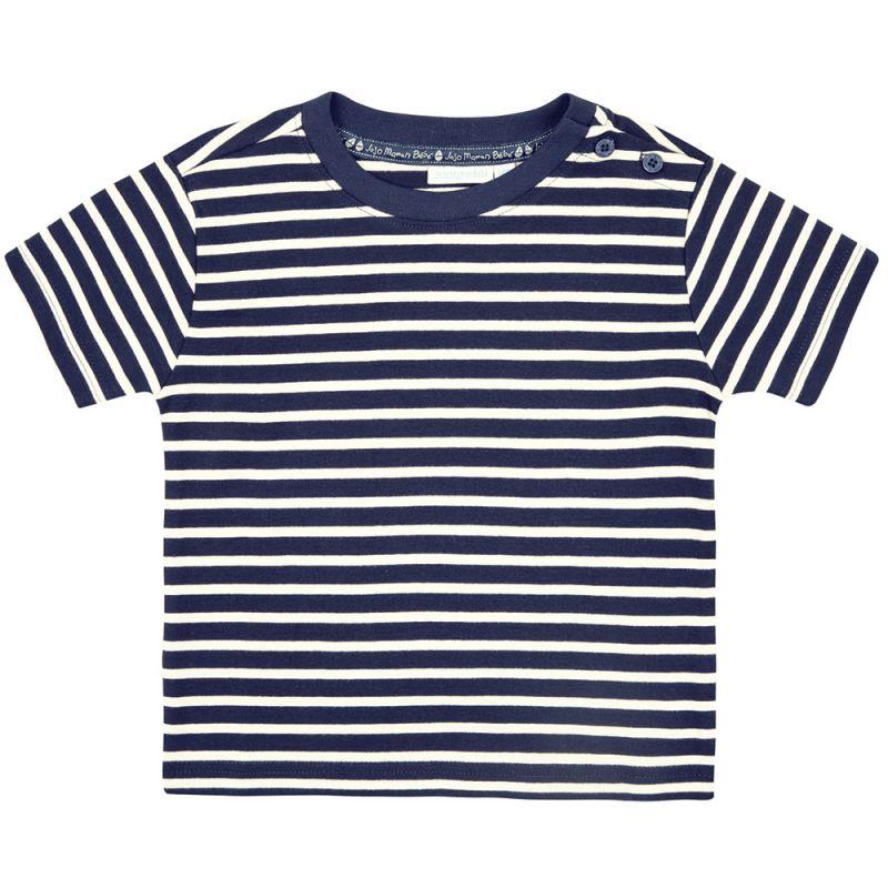 Camiseta de Niños Marinera Azul Marino