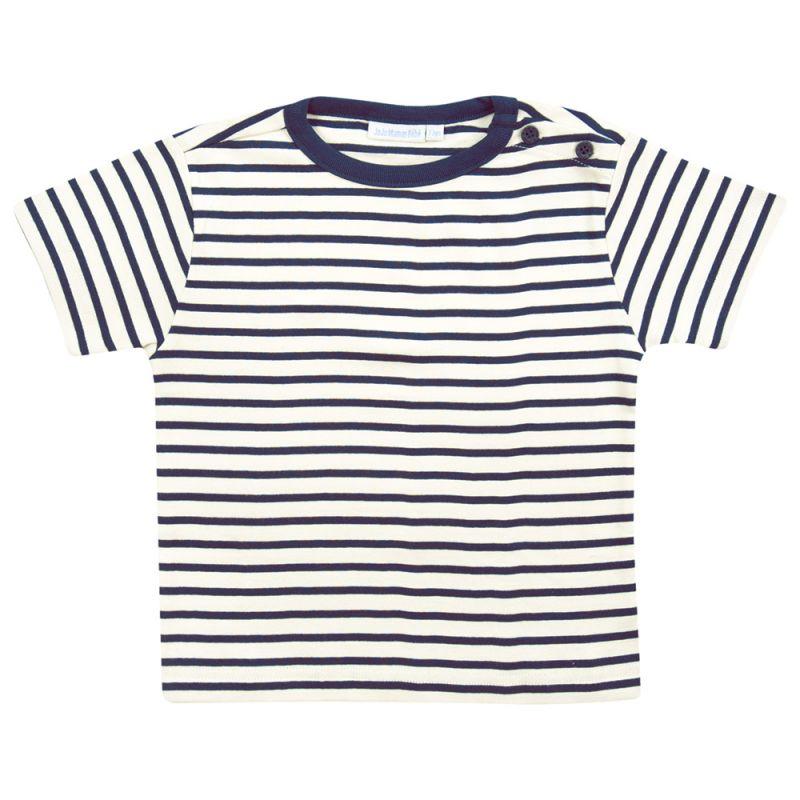 Camiseta de Niños Marinera Blanca