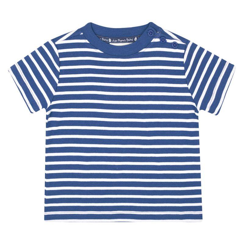 Camiseta de Niños Marinera Azul