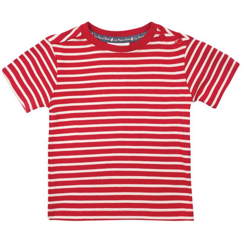 Camiseta de Niños Marinera Roja