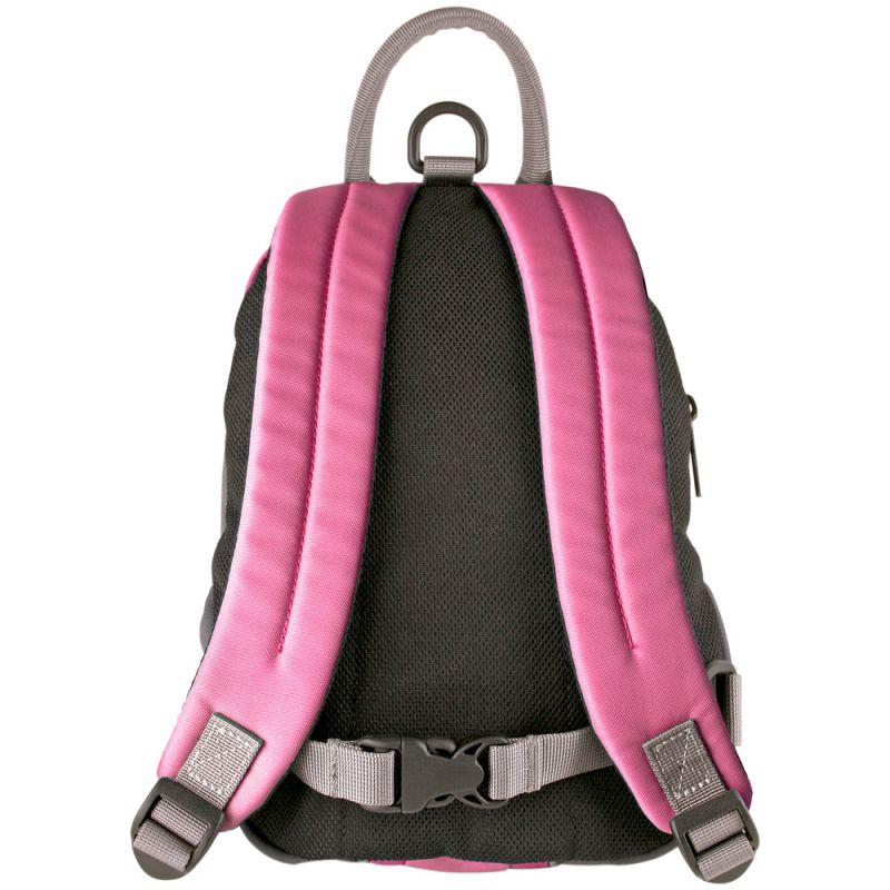 Mochila para Niños con Arnés de Seguridad de LittleLife en color Rosa