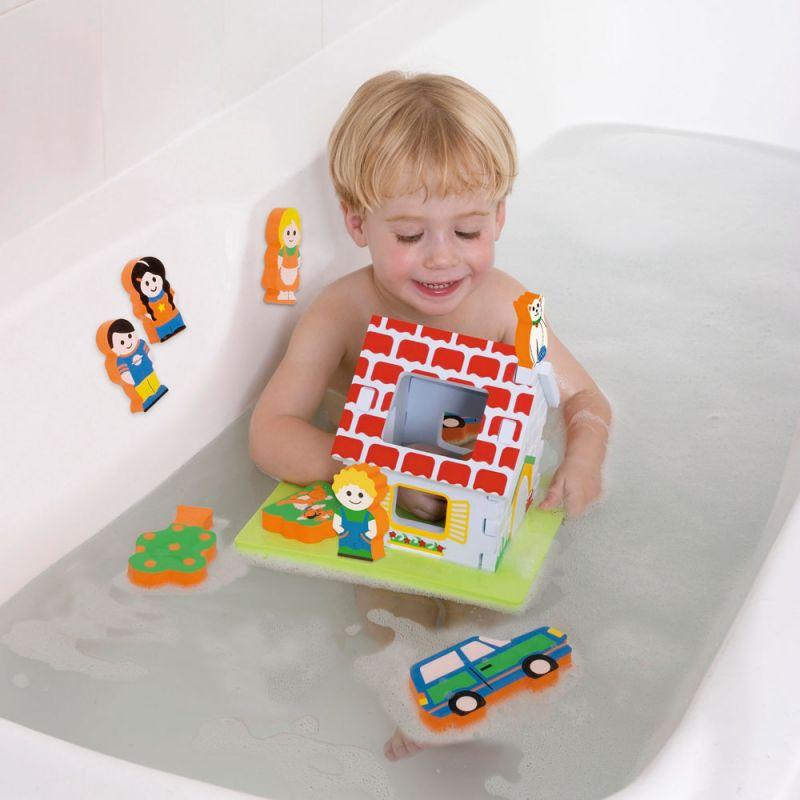Juguete de Baño 3D Flotante